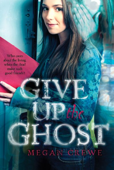 Cover Give Up the Ghost englisch