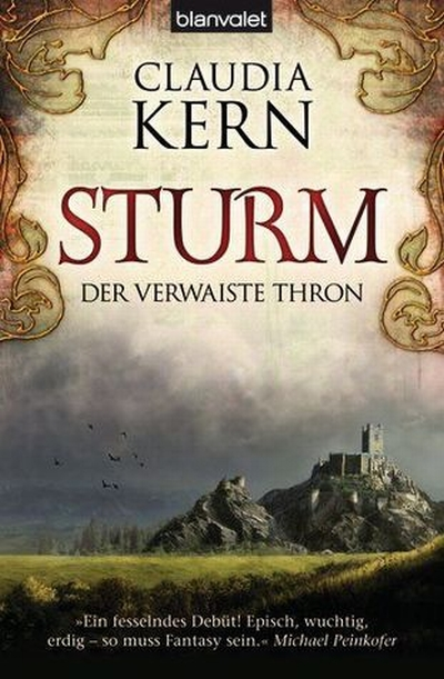Cover Sturm deutsch