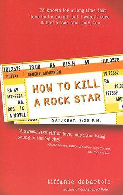 Cover How to Kill a Rockstar englisch