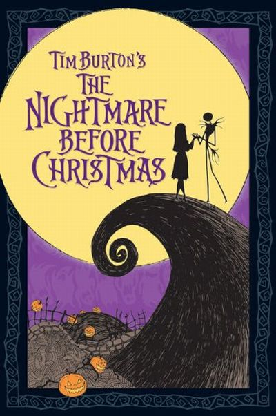 Cover The Nightmare before Christmas englisch