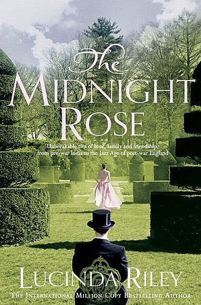 Cover The Midnight Rose englisch