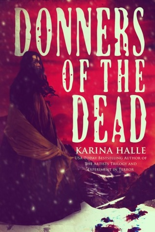 Cover Donners of the Dead
