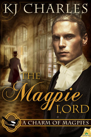 Cover The Magpie Lord englisch