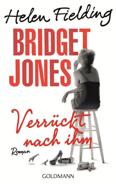 Cover Bridget Jones - Verrückt nach ihm deutsch