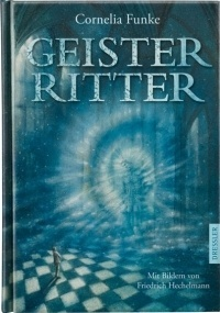 Cover Geisterritter deutsch