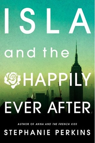 Cover Isla and the Happily Ever After Englisch
