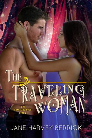 Cover Traveling Woman Englisch