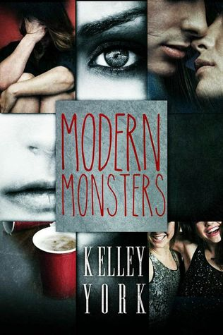 Cover Modern Monsters Englisch
