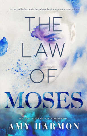 Cover The Law of Moses Englisch