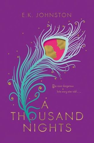 Cover A Thousand Nights Englisch 2