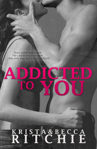 Cover Addicted to You Englisch