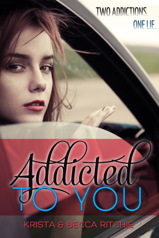 Cover Addicted to You Englisch 2