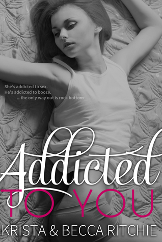 Cover Addicted to You Englisch 3
