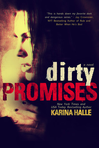 Cover Dirty Promises Englisch