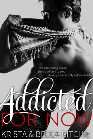 Cover Addicted for Now Englisch