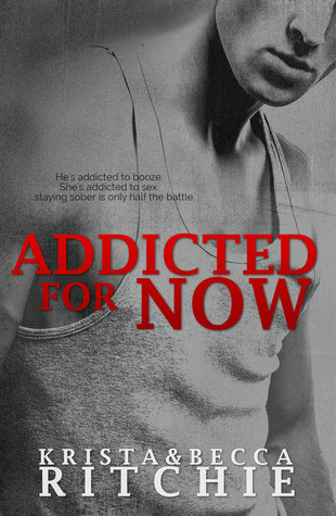 Cover Addicted for Now Englisch 2