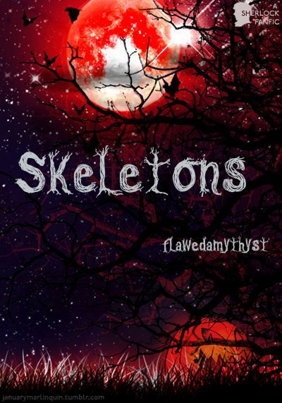Cover Skeletons January_Malinquin