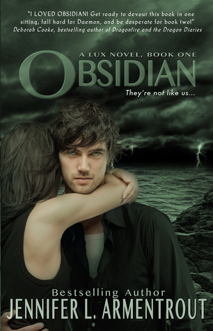Cover Obsidian Englisch