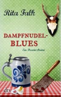 Cover Dampfnudel-Blues deutsch