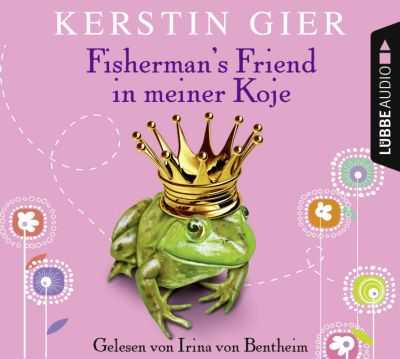 Cover Fisherman's Friend in meiner Koje