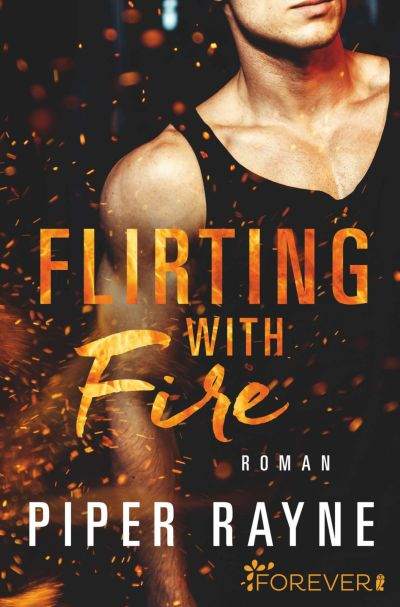 Cover Flirting with Fire