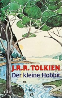 Cover Der kleine Hobbit deutsch