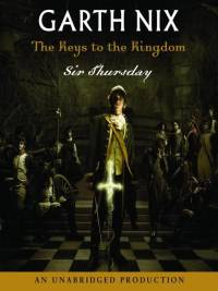 Cover Sir Thursday englisch