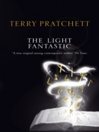 Cover The Light Fantastic englisch
