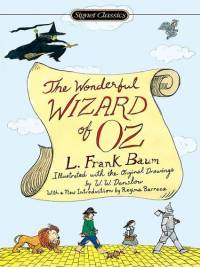 Cover The Wonderful Wizard of Oz englisch