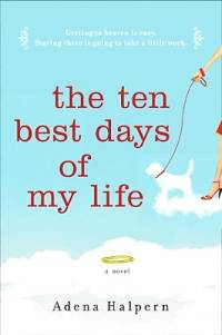 Cover The Ten best Days of my Life englisch