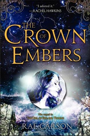 Cover Crown of Embers Englisch