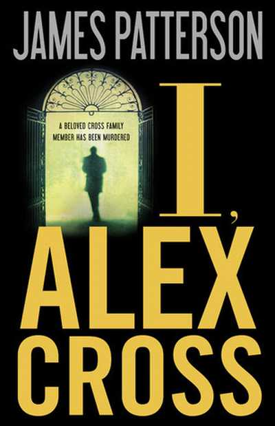 Cover I, Alex Cross englisch