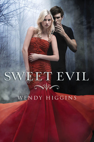 Cover Sweet Evil Englisch