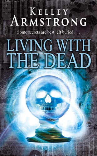 Cover Living With The Dead Englisch 2