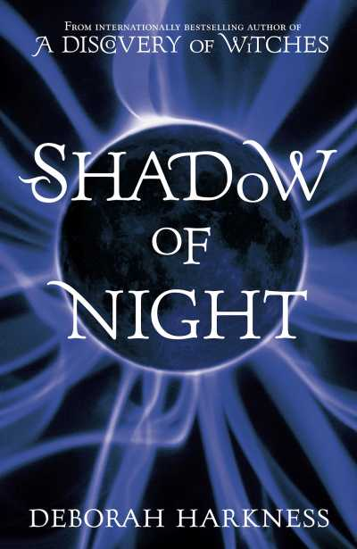 Cover Shadow of Night englisch