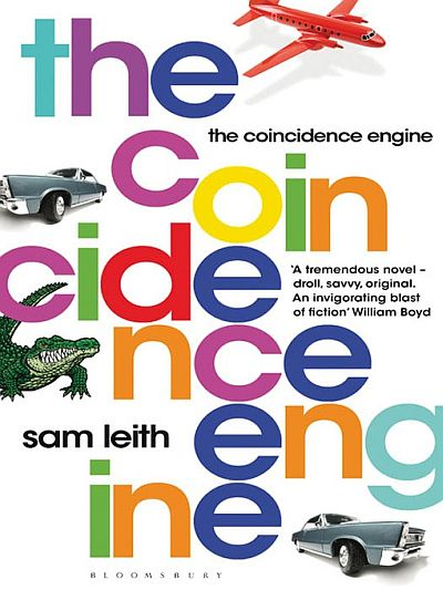 Cover The Coincidence Engine englisch